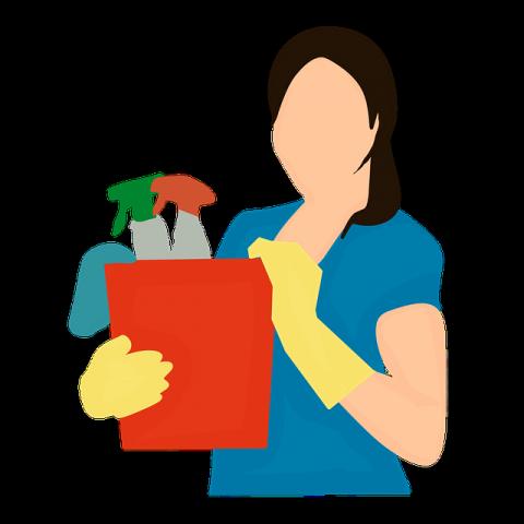カビ掃除は重曹・クエン酸でできる?方法・注意点を解説